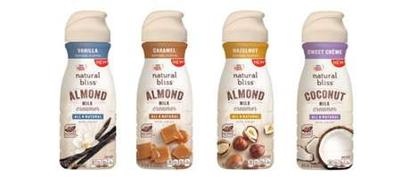 Alternative Milk Creamers - The Coffee-Mate Natural Bliss Almond and Coconut Milk Creamers are Tasty