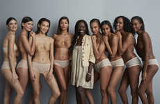 'Nudz' Intimate Apparel Aims to Provide Lingerie for All Skin Tones