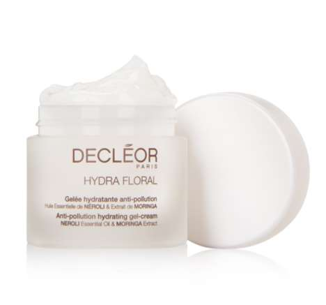Moisturizing Urban Gels - Decleor's Hydration Gel-Cream Provides Protection Against City Pollutants
