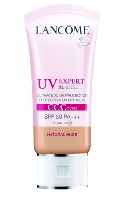 Skin-Shielding Lotions - Lancome's 'UV Expert' Protects Against Damage from Sunlight and Smartphones