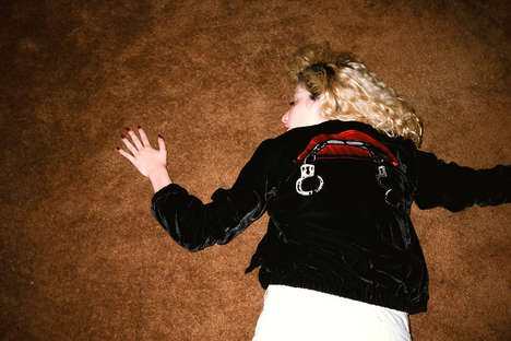Tough 90s-Inspired Lookbooks - The New OBEY WOMENS Capsule Collection Was Lensed with Attitude