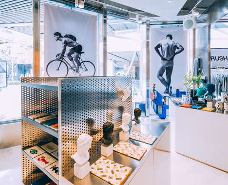 Experiential Lifestyle Stores