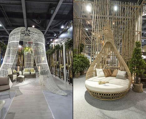 Interactive Furniture Fairs
