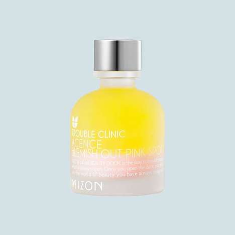 Bi-Phase Blemish Treatments - Mizon's Spot Treatment Includes AHA, BHA, Sulfur and Calamine