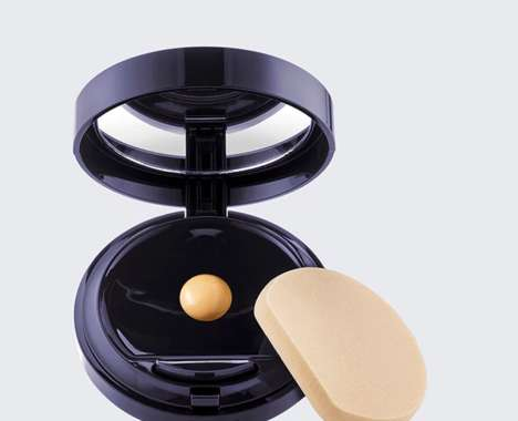 Liquid Cosmetic Compacts