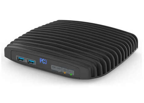 Router-Sized PCs - The Compulab IPC3 Fanless Mini PC Handles Intense Power in a Small Frame