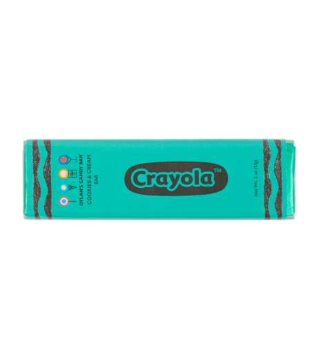 Crayon-Inspired Chocolate Bars - Dylan's Candy Bar Released a Fun Chocolate Bar Set with Crayola