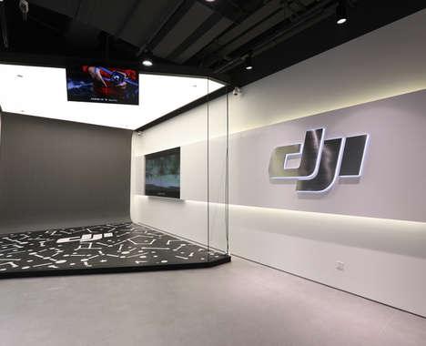 Indoor Drone-Testing Retailers