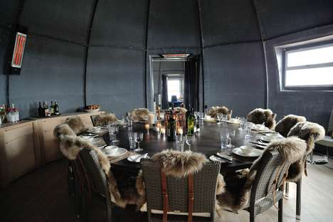 Antarctic Adventure Camps - 'White Desert' Offers an Authentic Look at Antarctica's Interior