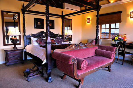 Halal-Friendly Game Lodges - The Kwantu Private Game Reserve Accommodates Muslim Travelers