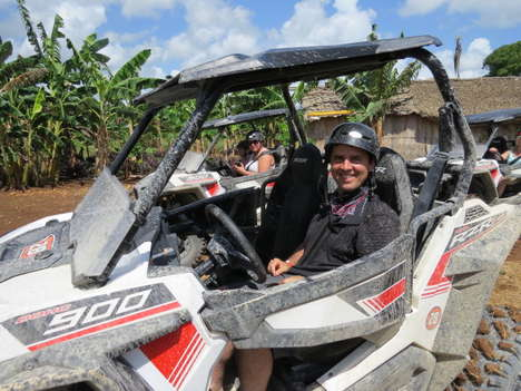 RIU Republica & Sunwing Vacations: Part Two - A Dune Buggy Trip in Punta Cana with Sunwing Vacations