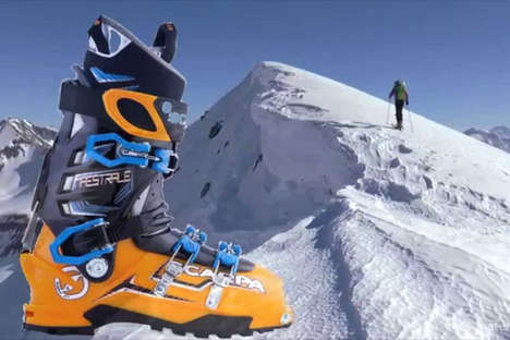 Lightweight Ski Boots - The Scarpa Maestrale is the Best-Selling Boot in Its Class
