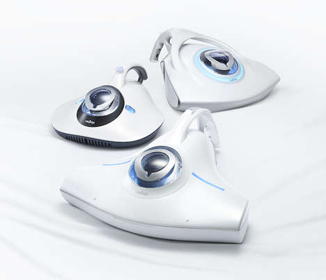 Allergen-Eliminating Vacuums - The RAYCOP Allergen Vacuums Help Consumers Breathe Easier at Home