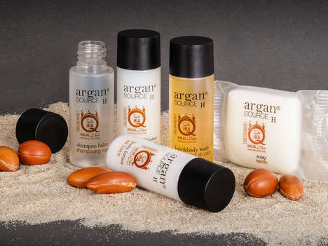 Halal Hotel Amenities - 'Allegrini Amenities' are Halal-Certified Amenities for Muslim Travelers
