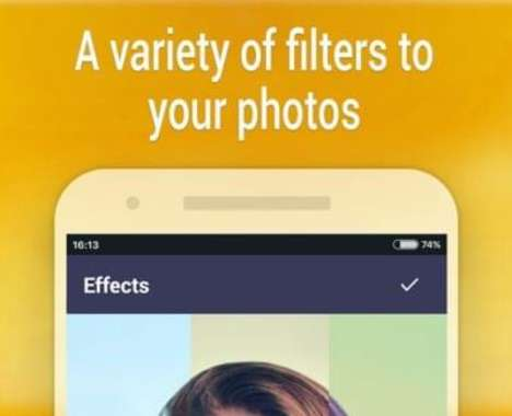 User-Friendly Photography Apps
