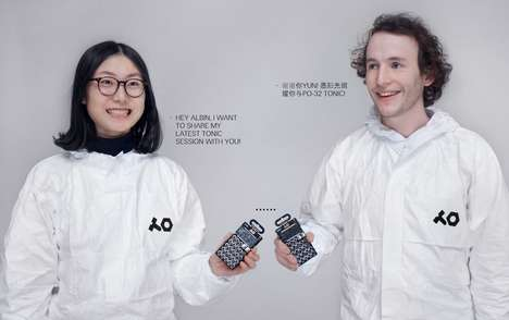 Wireless Pocket Drum Machines - Teenage Engineering's PO-32 Tonic Can Import and Export Wirelessly