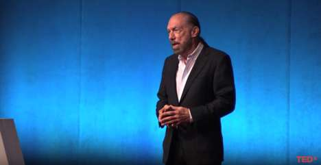 Claiming Individual Power - John Paul Dejoria's Talk on Individuality Highlights the Ability of One