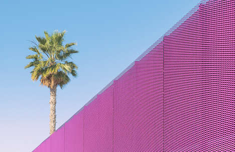 Geometric Urban Photography - Andrés Gallardo Albajar Lensed Spain's Vibrant Urban Areas