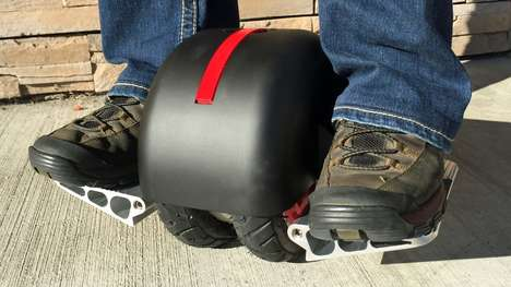 Self-Balancing Personal Vehicles - The Solowheel 'Iota' Offers a Balanced Ride for Users