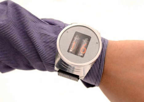 Steampunk DIY Watches - This Nixie Tube Watch Has a 400mAH Battery and an Accelerometer