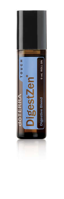Soothing Digestive Roll-Ons - 'DigestZen Touch' Encourages Digestive Support from the Outside In