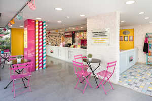 25 Confectionery Retail Innovations - From Alternative Candy Stores to Whimsical Creamery Parlors