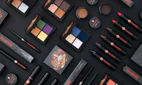 Latina Cosmetic Collections - Reina Rebelde Makes Makeup for Women with a Focus on Latina Beauty