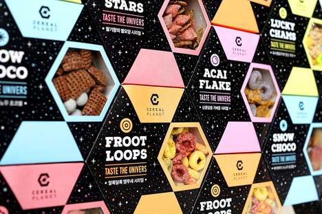 Top 40 Food Branding Ideas in February - From Pretzel Dipping Snack Packs to Vegan Custard Cups
