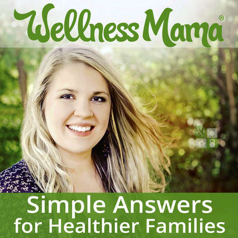 Wellness-Centric Motherhood Podcasts - The Healthy Moms Podcast Offers Wellness Advice for Families