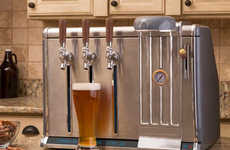 Digital Countertop Beer Taps