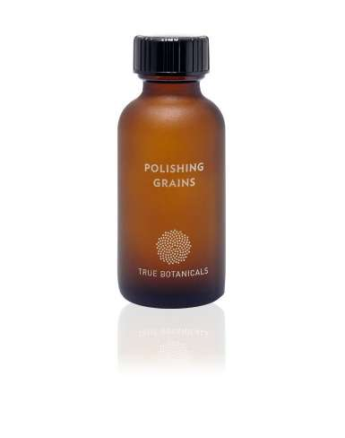 Powdered Grain Exfoliants - True Botanicals' Skin Exfoliator is to Be Added to One's Cleanser