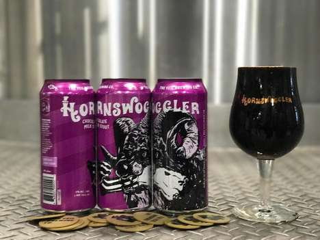 Dessert Cookie Beers - The Veil Brewing Hornswoggler Chocolate Milk Stout is Infused with Oreos