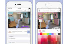 Experimental Decor Apps - The Decorator App Allows You to Preview Home Decor Elements in Advance
