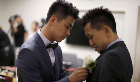 Convenience Marriage Apps - iHomo Helps Chinese LGBT Users Appease Their Families and Employers