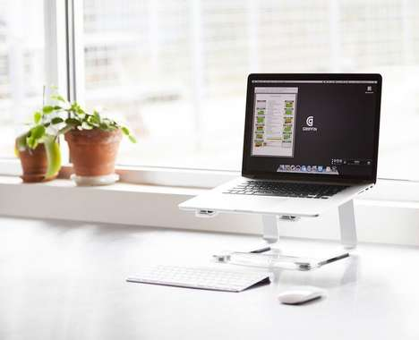 Ergonomic Laptop Holders