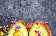 Avocado-Themed Restaurant Concepts - The Avocado Show Exclusively Serves a Menu of Avocado Dishes