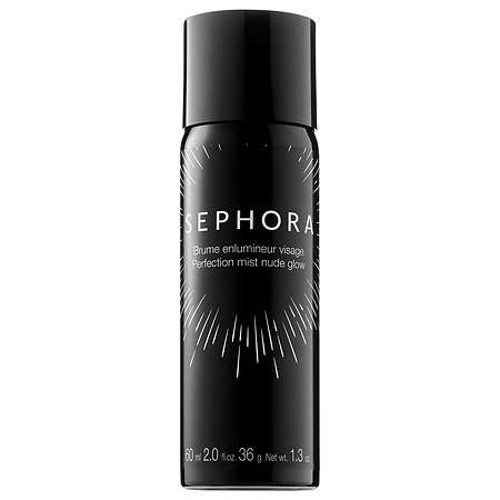 Translucent Illuminating Skin Mists - The Sephora Perfection Mist Makes Makeup Look More Natural