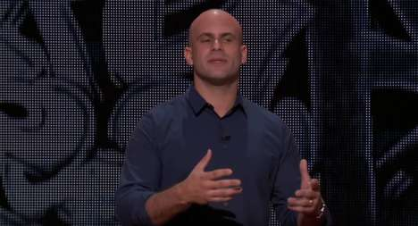 Nourishing Children's Minds - Sam Kass' Childhood Nutrition Talk Looks at Food and Learning