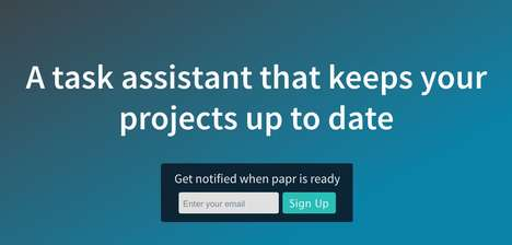 Project Management Bots - Papr is an Artificially Intelligent Task Assistant for You and Your Teams