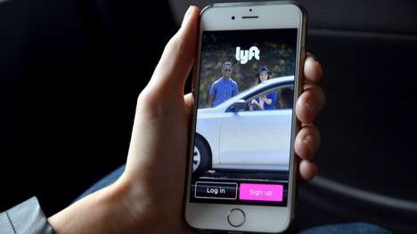 Calendar-Syncing Rideshares - The Lyft App Will Now Offer Calendar Integration to Save Time