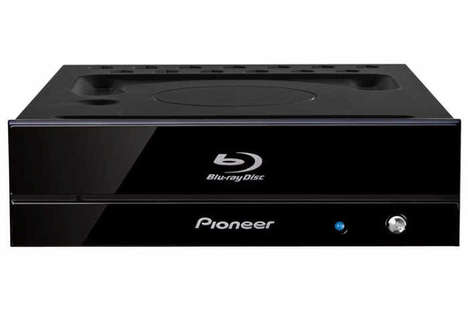 UHD Disc Drives - The Pioneer 4K Ultra HD Blu-Ray PC Drive Enables HD Content Streaming