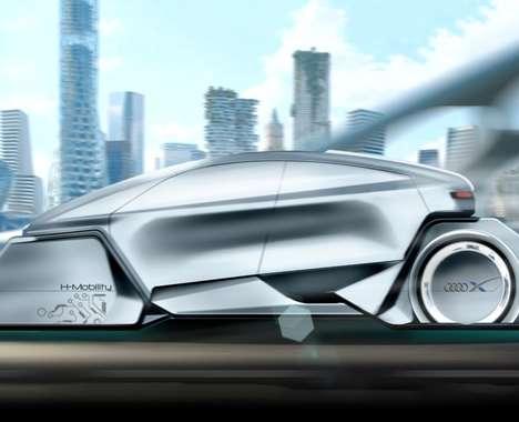 Hyperloop Highway Vehicles