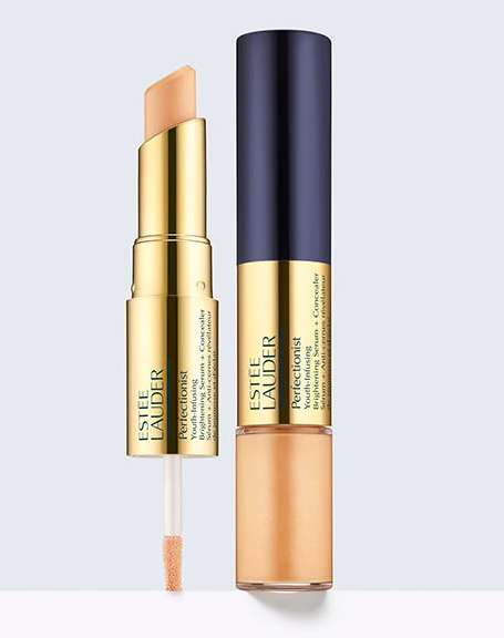 Multitasking Eye Cosmetics - Estee Lauder's Double-Sided Makeup Tool Provides Serum and Concealer