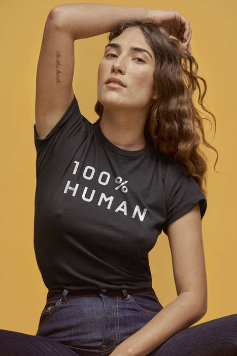 Equality-Promoting Apparel - Profits from This New Everlane Collection Will Go Towards the ACLU