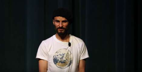 The Benefits of Radical Love - Pancho Ramos-Stierle's Talk on Love Considers His Time as an Activist