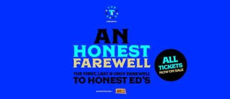 Vacant Store Art Exhibits - The Honest 6ix Artist Residency Brings Art to the Honest Ed's Store