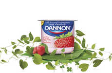 Dannon is Offering Mobile Coupons Through a New Television Ad