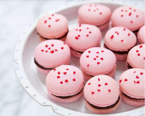 50 Tasty Valentine's Day Treats - From Cake-Flavored Candy Bars to Chocolate Curry Dishes