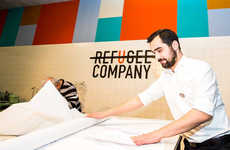Refugee-Integrating Accelerators