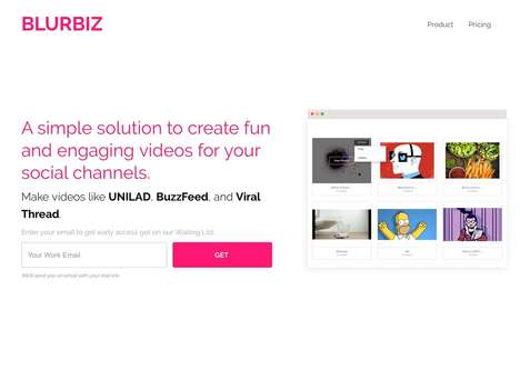 Online Video Creation Apps - Blurbiz Helps You Make, Distribute and Monetize Social Video Content